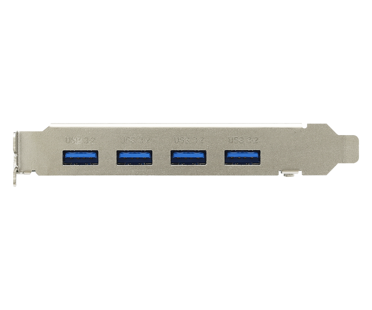 PCIE-USB3.2G2-4P